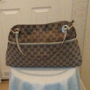 Gucci Shoulder/Tote Bag